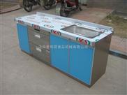 厂家直销厨具设备不锈钢整体橱柜