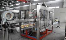 果汁灌装机生产线