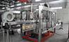 全自動不銹鋼含汽碳酸飲料灌裝生產線