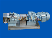 不锈钢转子泵 凸轮式双转子泵 混合均质乳化泵