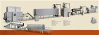 TSE膨化玉米片生产线