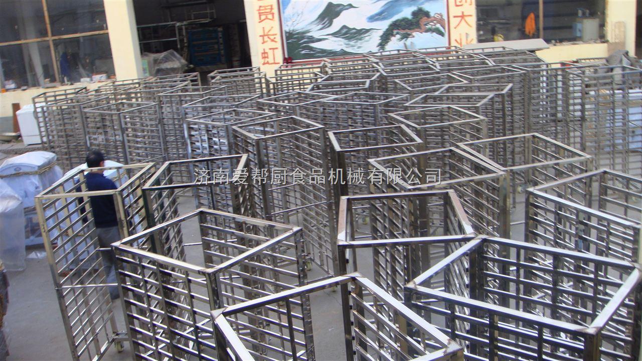 焊接加工各种不锈钢厨房设备(工作台 货架 小推车)