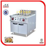 GH-988-立式燃气煮面炉连柜座