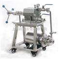 上海莉敏牌不銹鋼板框過濾器專業生產商。