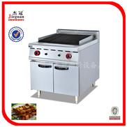 GB-989立式电热火山石烧烤炉连柜座