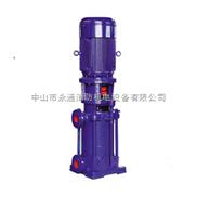 直联式多级泵,高压离心泵40DL12-6