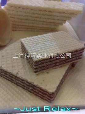 威化餅干圖