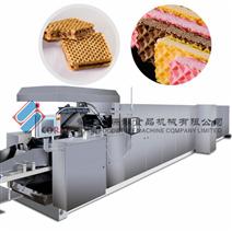 华夫饼威化饼生产线
