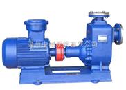 ZWPB无堵塞式自吸泵,不锈钢防爆自吸泵