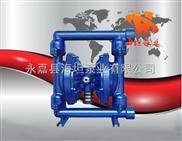 铸铁气动隔膜泵QBY型