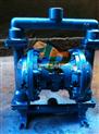 供应QBY-25气动隔膜泵型号 耐腐蚀气动隔膜泵 化工隔膜泵