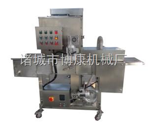 专业生产博康牌上面包屑机、裹粉机、上糠机