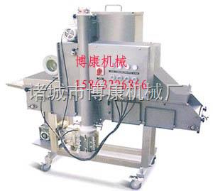 生产加工桑巴虾球裹粉机、上面包屑机