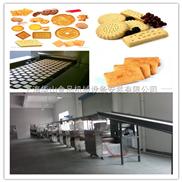 HSJ饼干行业生产设备/饼干工厂设备/全套饼干生产设备,上海