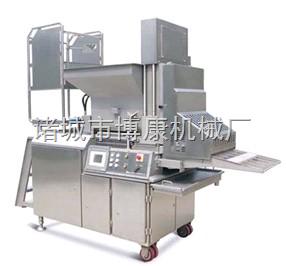 博康机械供应全自动成型机、虾仁薯饼机
