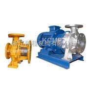KWS新型卧式离心泵,不锈钢管道泵,不锈钢卧式管道泵