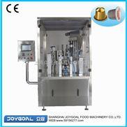 BHZ-2果冻饮料灌装机封口机