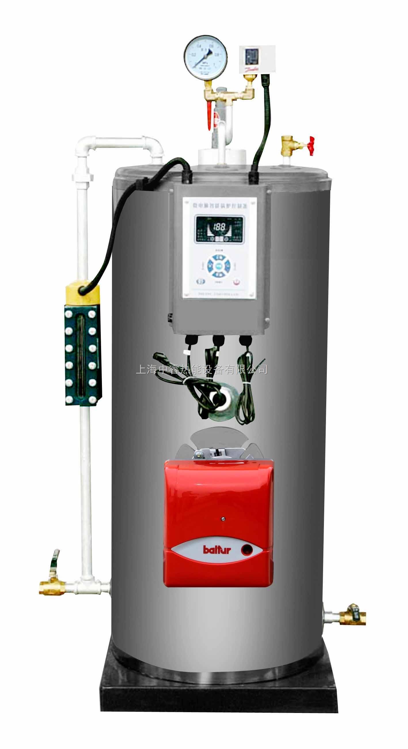 """立式燃油蒸汽锅炉按照特种设备安全监察条例""""中第九十九条对锅炉的定义,本发生器容积小于其规定的30L容积的要求,不属于锅炉压力容器制造监督管理办法""""规定的产品安全性能强制监督检验的范畴,可以免去地方监督检验。"""