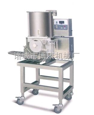 山东诸城博康机械专业生产制造香煎鱼肉饼成型机