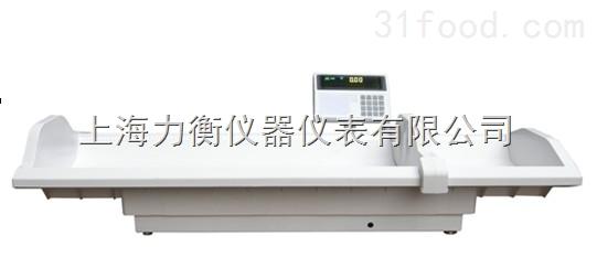 婴幼儿智能体检仪,半自动身高体重测量仪
