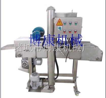 客户端机械专业提供批发高品质上糠机、芙蓉虾专用上糠机