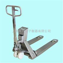 济南叉车秤,2T不锈钢电子秤,2吨防水叉车秤价格