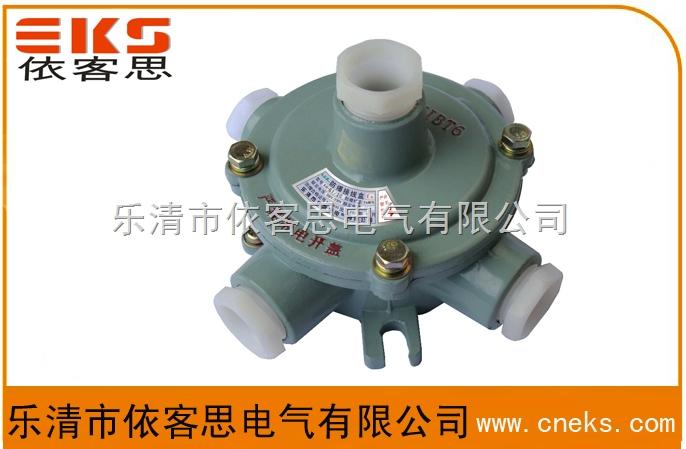 CBJH-G11/2E防爆弯通接线盒