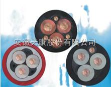 供应天康BPGVFP2-3*50+3*10高温变频电缆