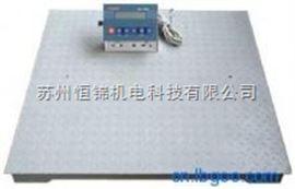 SCS防爆电子地磅,上海优宝SCS-3T防爆电子平台秤