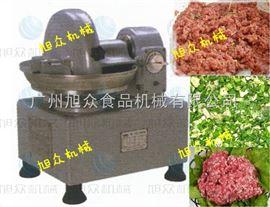 SZ-5珠海斩拌机多少钱 5L斩拌机哪里有卖 旭众品牌斩拌机械