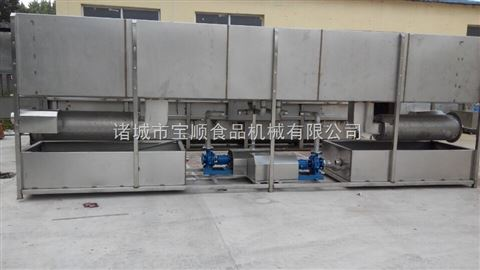 厂家供应强制喷淋松毛机、烫毛机价格 强制喷淋机