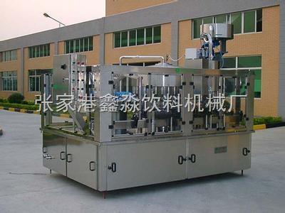 矿泉水灌装生产线-张家港鑫淼饮料机械厂