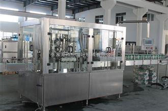 GDF18-6易拉罐灌装封口机