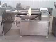 诸城千页豆腐斩拌机价格 千页豆腐全套生产设备 鱼糜斩拌机