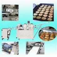 鲜花酥饼机 糖酥饼机 板栗酥饼机 芝麻烧饼机 香掉牙酥饼全套机器
