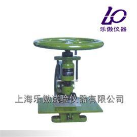 乐傲CP-25防水卷材冲片机注意事项