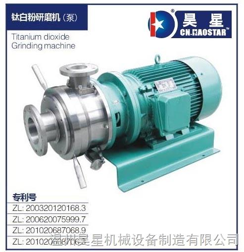 JP-WB250Aa管線式膠體磨(精品單冷卻型)產品