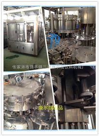 DCGF-40-40-40全自动碳酸饮料灌装机设备