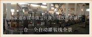 CGF系列-CGF系列小瓶飲料灌裝生產線