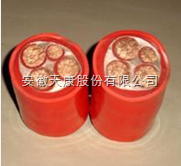 JGG-3*50+1*25硅橡胶绝缘硅橡胶护套电力电缆