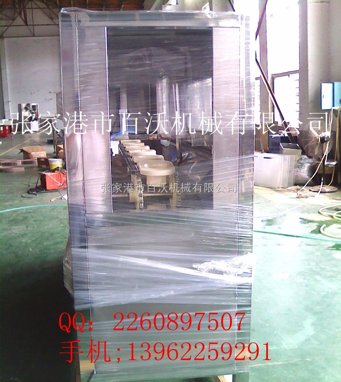 qf-150-张家港不锈钢五加仑桶装水灌装机/全自动灌装