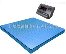 SCS1吨-5吨电子地磅,电子地磅维修,苏州/南京/镇江现货供应1米*1米电子平台秤