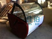 臺式冰淇淋柜 冰淇淋展示柜價格