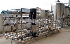 一级反渗透水处理机组