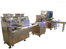 成套月饼生产设备 诚若牌月饼机 半自动PLC月饼生产线