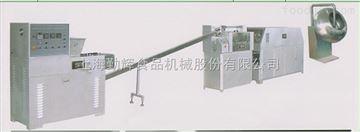 QH150上海勤辉异形泡泡糖生产线