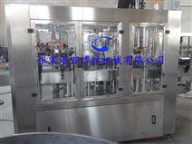 【供應】山楂醋飲料灌裝機 玻璃瓶灌裝機 果汁灌裝生產線 三合一灌裝機 BBR-620