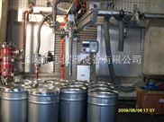 全自动液体灌装机 防爆称重灌装设备