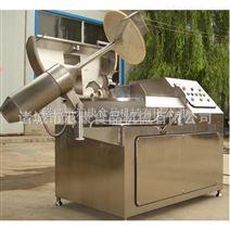 全自动斩拌机  125型斩拌机特卖  高速斩拌机供应商