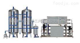 WT-4纯净水生产线设备 RO反渗透